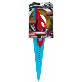 Power Espada Som E Luz Power Rangers O Filme Bandai #42522
