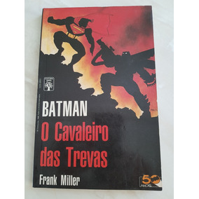 Batman O Cavaleiro Das Trevas Encadernado Frank Miller 1989