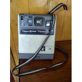 Camara Kodak Fiesta Instantanea De Colección Made In Usa