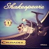 Carrete Shakespeare Crusader 35