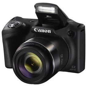 Câmera Digital Canon Powershot Sx420 Is 20mpx 1 Ano Garantia