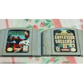 Reliquias Fitas Nintendo 64