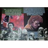 Los Muertos Vivientes (walking Dead) 8 Tomos Envio Gratis