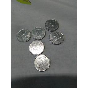Moeda 50 Centavos 1995