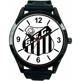 df4ea5accda Relógio Do Santos Futebol Clube - Relógios De Pulso no Mercado Livre ...