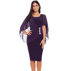 Sexy Elegante Vestido Fiesta Midi Noche 610293 8