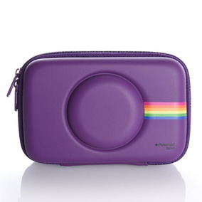 Estuche Eva Para Cámara Instantánea Polaroid Snap - Purple