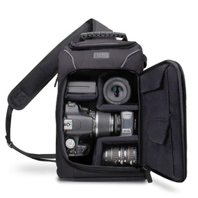 c3c862278d Mochila Cruzada Camara Reflex Dslr/slr Compacta Usa Gear