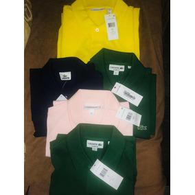 Polos Playeras Y Camisas Lacoste