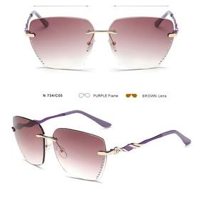 Lindos Óculos De Sol Feminino Com Proteção Uv, Uva E Uvb - Óculos no ... 5c1d17686b