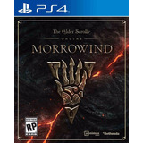 The Elder Scrolls Online Morrowind Ps4 Disponible
