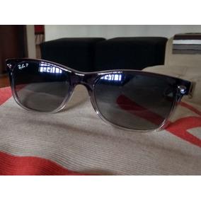 bf237a77baa2a Ray Ban New Wayfarer Usado - Óculos De Sol Ray-Ban Wayfarer, Usado ...