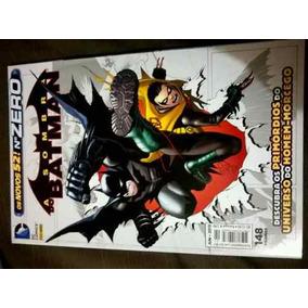 Sombra Do Batman 1 A 21 + Ed Zero Novos 52