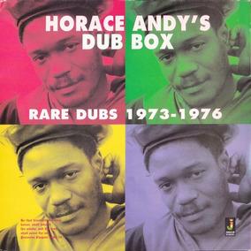 Lp Horace Andy - Dub Box Rare Dubs | Importado Novo Lacrado
