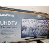 Samsung Smart Tv 4k De 43
