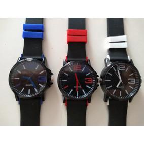 c5c29bf7702 Kit 10 Relógios Baratos Bonitos Masc fem - Ótimo Presentes