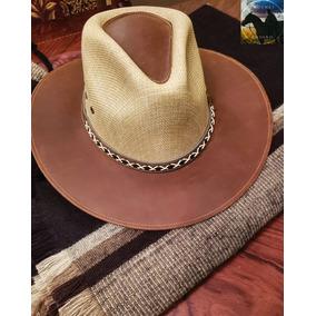 Sombrero Hombre Cuero - Vestuario y Calzado en Mercado Libre Chile fe488f586a4