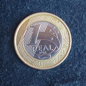 Moeda 1 Real - Comemoração De 50 Anos Do Banco Central