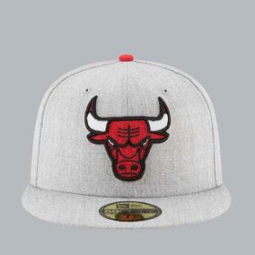 Gorras Chicago Bulls Gris en Mercado Libre México 42e38306c41