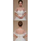 Chalecos para vestidos novias