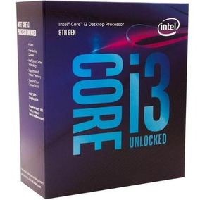 Processador Intel Core I3 8350k 4.0ghz 8mb Coffee Lake 1151