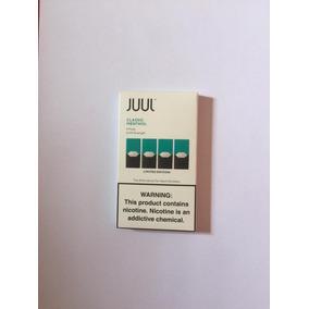 Juul Pods Original Classic Menthol 4 Pods Lacrado Na Caixa