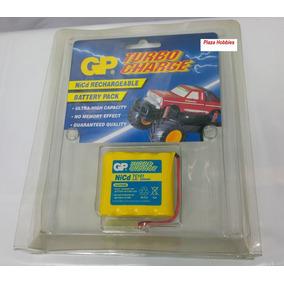 Batería 4.8 Voltios, 600mah. Carros Radio Control. Gp.!