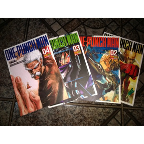 One Punch Man - 1 A 4