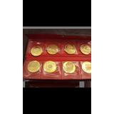 Coleccion Monedas Hechos Historicos 1825-1975