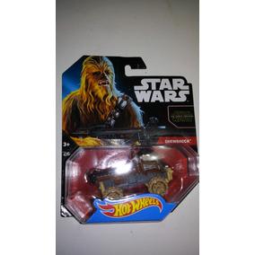 Hot Wheels Star Wars Chewbacca Zona Retro Juguetería Vintage