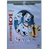 Dvd - 101 Dalmatas - Edição Diamante - Lacrado