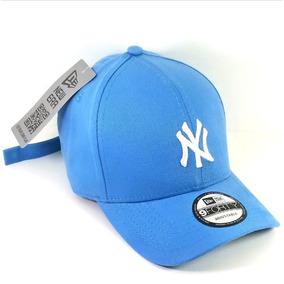 Bones New York - Bonés para Masculino Azul celeste no Mercado Livre ... 51811c2fbb7