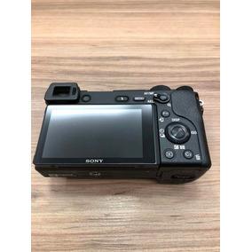 Sony Alpha A6300 (novíssima) 4k + 2 Baterias