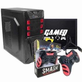 Cpu Gamer Amd Fx-6300, R7 240 2gb, 8gb Joystick Com Jogos