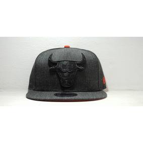 4127ed87297d8 Gorra New Era Chicago Bulls 9fifty Original!