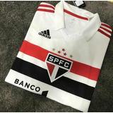 Camisa Do São Paulo Oficial Lançamento 2018/2019