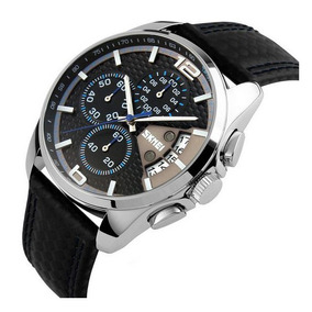 Reloj Formula 1 Cronometro Fecha Sumergible Con Caja Regalo!