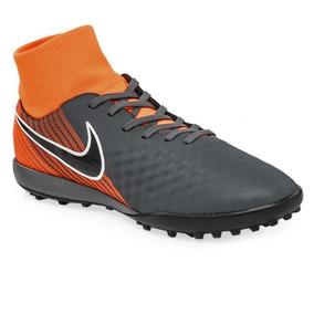 51ecff44c9001 Botines Nike Magistax Futsal - Botines Nike para Adultos Gris oscuro ...
