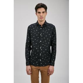 Camisa Hombre Florid Airborn Oficial