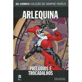 Coleção Dc Ed 31 - Arlequina Prelúdios E Trocadilhos
