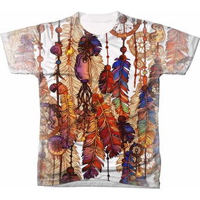 1cd5566be6 Camisa Camiseta Indio Indigna Coka Cocar Elementos 2