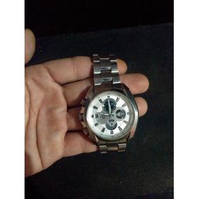 Relógio Casio Edificie 5139- Water Resist 100 M -semi Novo