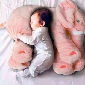 Elefante Bebe Pelucia Elefante Para Bebe Dormir Almofada Beb