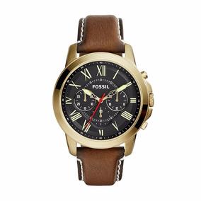 Relógio Fossil Masculino Cronógrafo Fs5062/2mn
