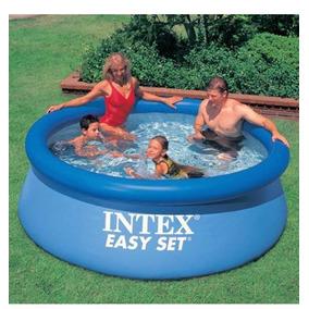 Piscina Inflável Easy Set Intex 2.419 Litros