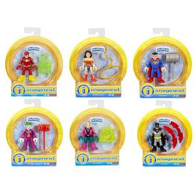 Boneco Coleção Imaginext Super Friends Mattel Sortidos
