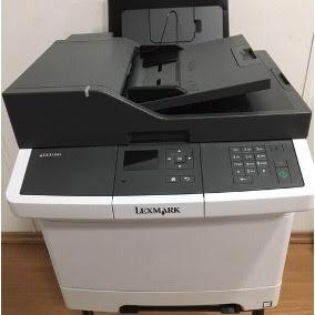 Impressora Multifuncional Laser Colorida Cx310dn, Sem Toner.
