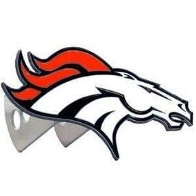 67fd0151d6 Siskiyou Denver Broncos Logo Grande Cubierta De Enganche - D