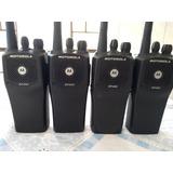 Radio Comunicador Motorola Ep 450 Vhf Completo Revisado.
