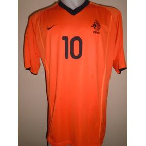 Camiseta de Holanda para Adultos en Mercado Libre Argentina 9a9e6f170aa86
